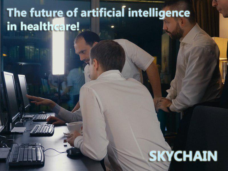 Skychain Global Looks to Save Millions of People from Mistaken Diagnoses Utilizing Artificial Intelligence & Blockchain